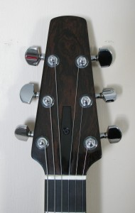 DJP Guitars, custom guitars, luthier, st louis guitar maker, st louis luthier, custom flying v guitar